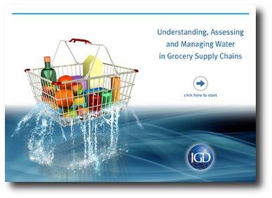 IGD water report thumbnail