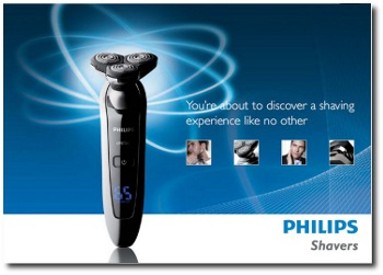Philips shavers thumbnail