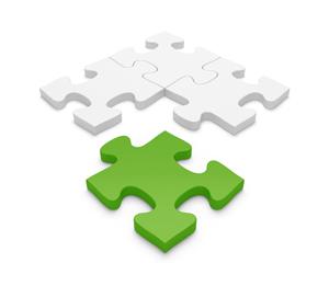 jigsaw-green